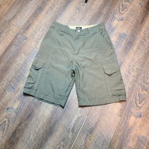 686 by Michael Lakira green cargo outdoor shorts